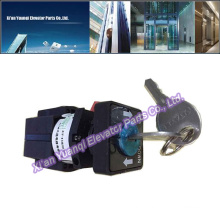 Elevator Lift Spare Parts Door Key Lock DAA177CD1 For Elevator Door Escalator Lock